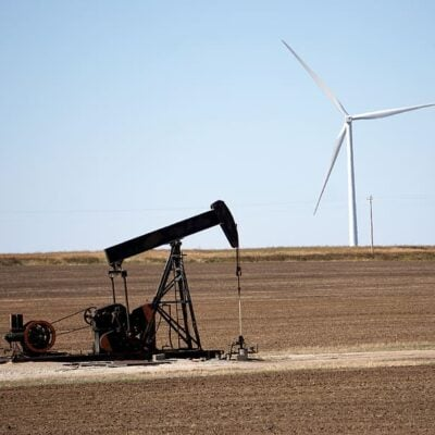 How will big oil states handle the renewable energy transition?